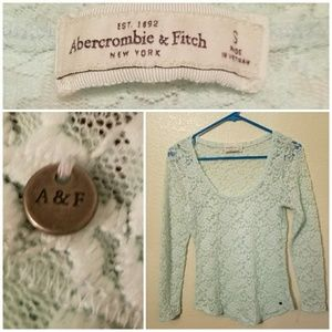 🌞SALE! Abercrombie & Fitch Women's Lacey Shirt